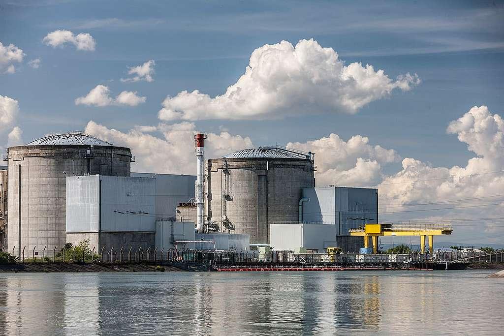AKW-Sicherheit: Risikofaktor Abklingbecken