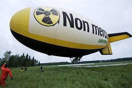 Nuklearkonzern Areva unter Spionageverdacht gegen Greenpeace Frankreich