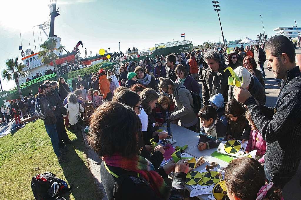 «Cofrentes 17» nach friedlichem AKW-Protest freigesprochen