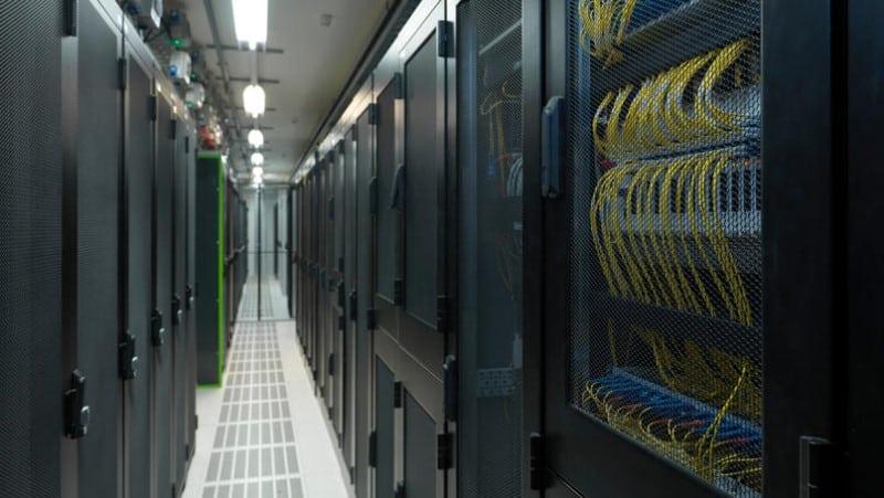Energieverbrauch von Internetfirmen: Schnellspur mit Grünstreifen