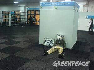 Homeless Polar-Bears