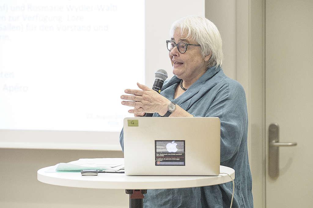 Umweltrecht-Pionierin Ursula Brunner verstorben
