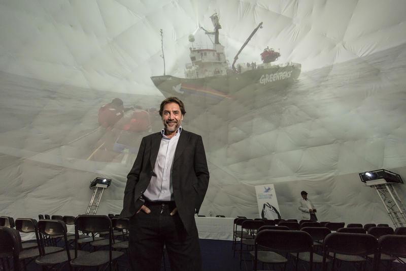 Javier Bardem: Unsere Meere brauchen uns.