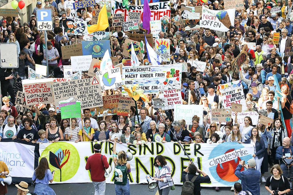 Starkes Zeichen für den Klimaschutz