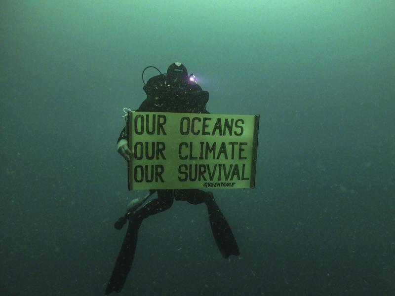 IPCC: Die Klimakrise ist eine Krise für die Meere