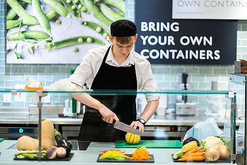 Fordere deinen Supermarkt zum Mitmachen auf