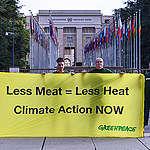 Klimafreundliche Ernährung: Schweizer Städte hinken hinterher