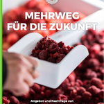 Schweizer wollen Mehrweg-Revolution