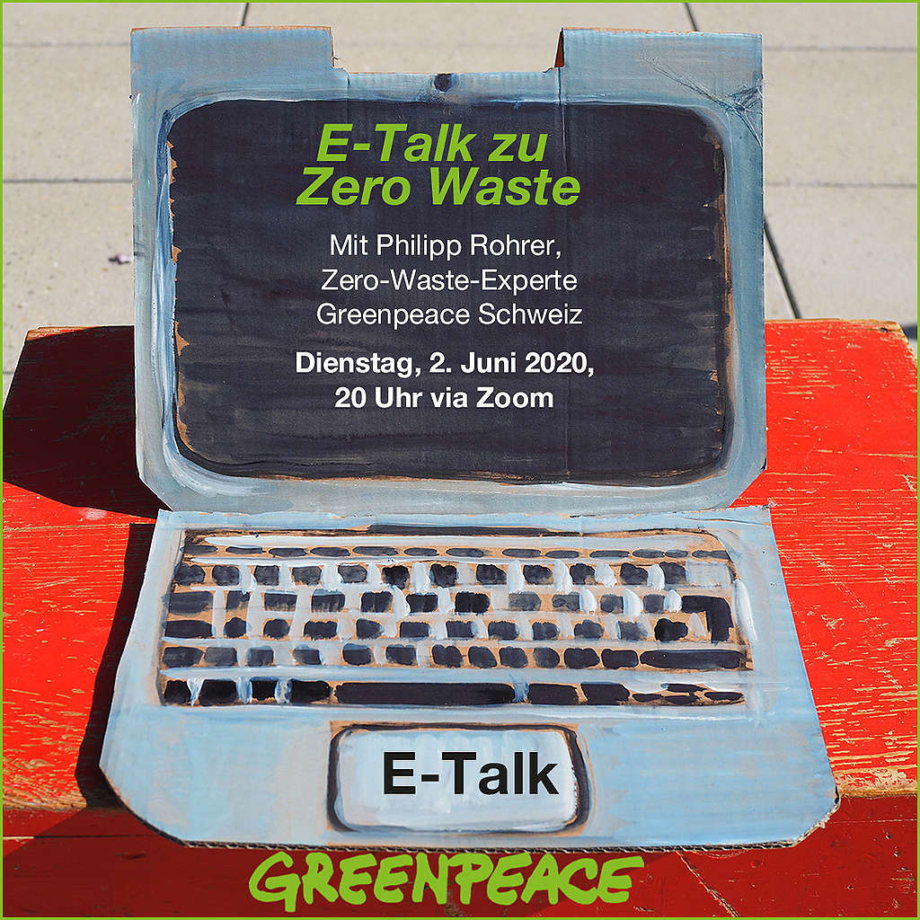 E-Talk zu Zero Waste
