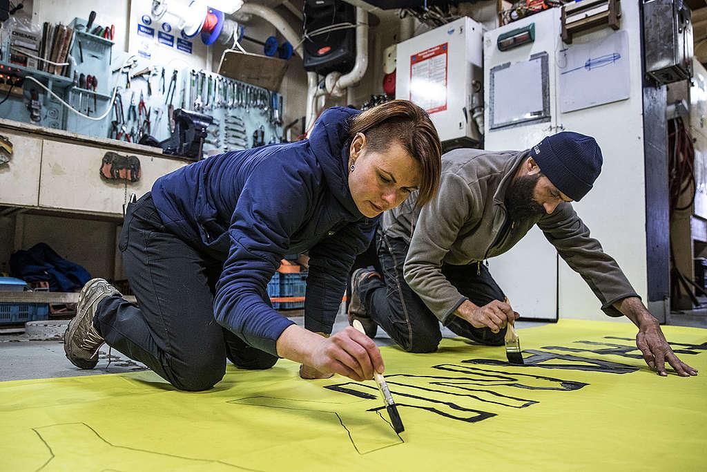 Greenpeace Schweiz: selbstorganisiert in die Zukunft