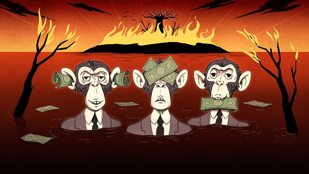 Réguler la finance pour protéger le climat