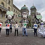 Les Suisses veulent réguler la place financière pour protéger le climat