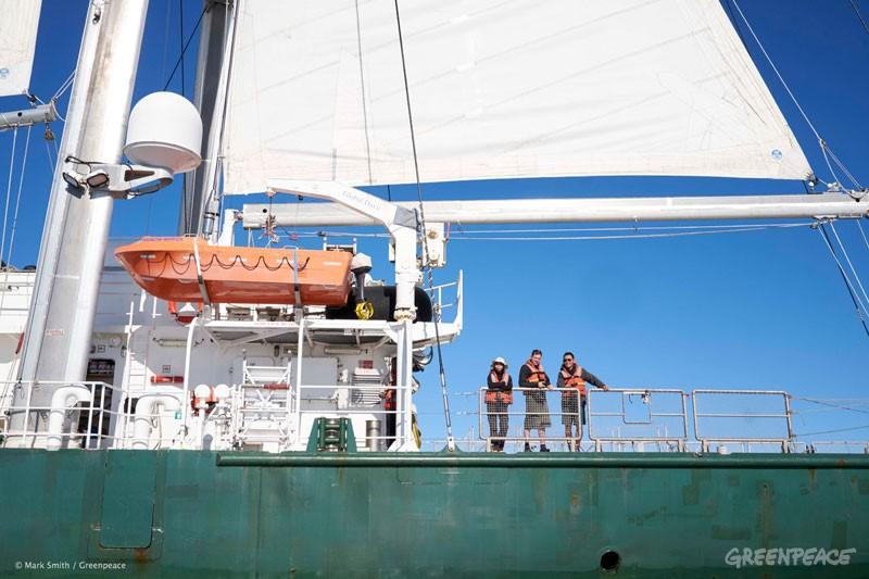 太平洋鮪魚業直擊