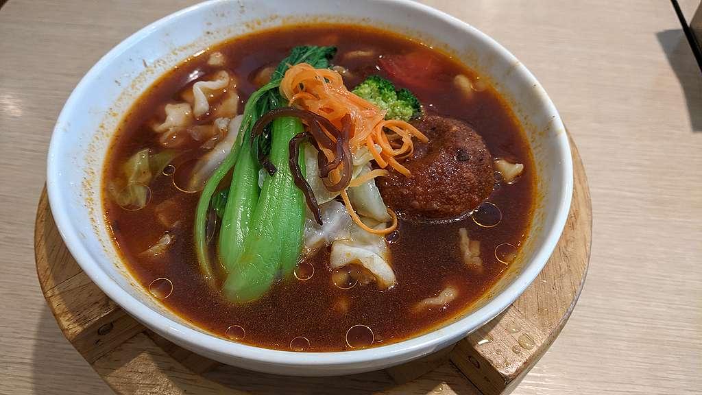 臺灣是素食者的天堂,選擇多元又方便。