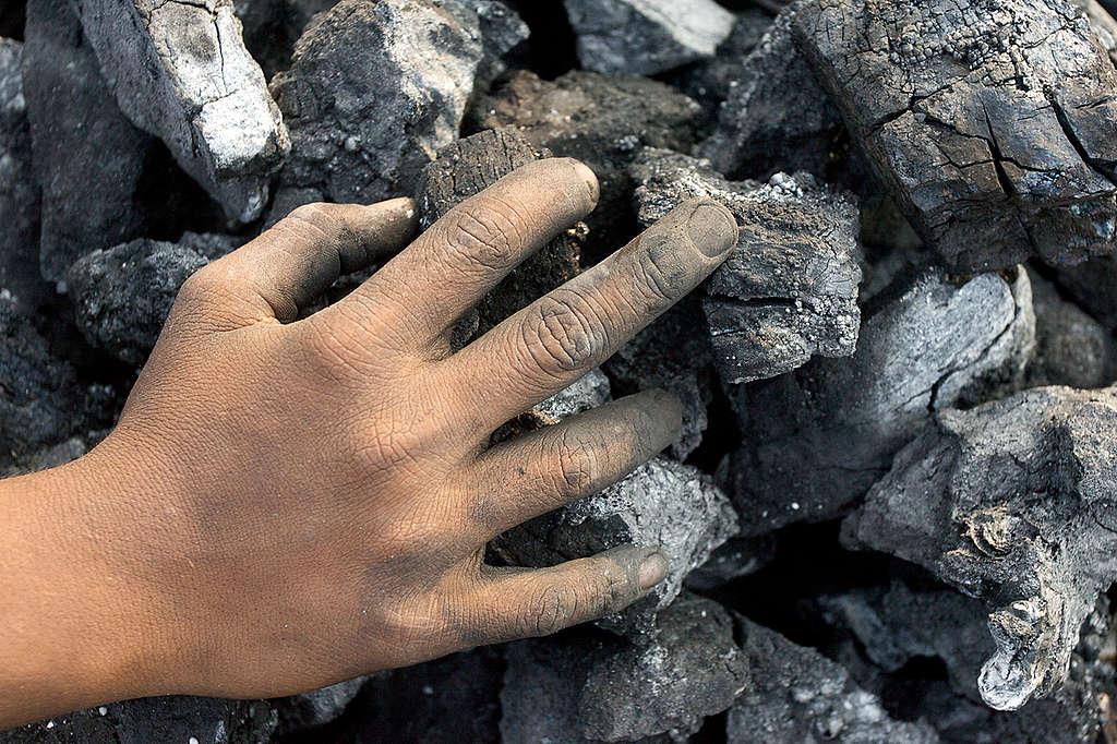 煤炭是高污染、高碳排的能源,若要減緩氣候變遷、停止空氣污染,淘汰化石燃煤是首要目標。