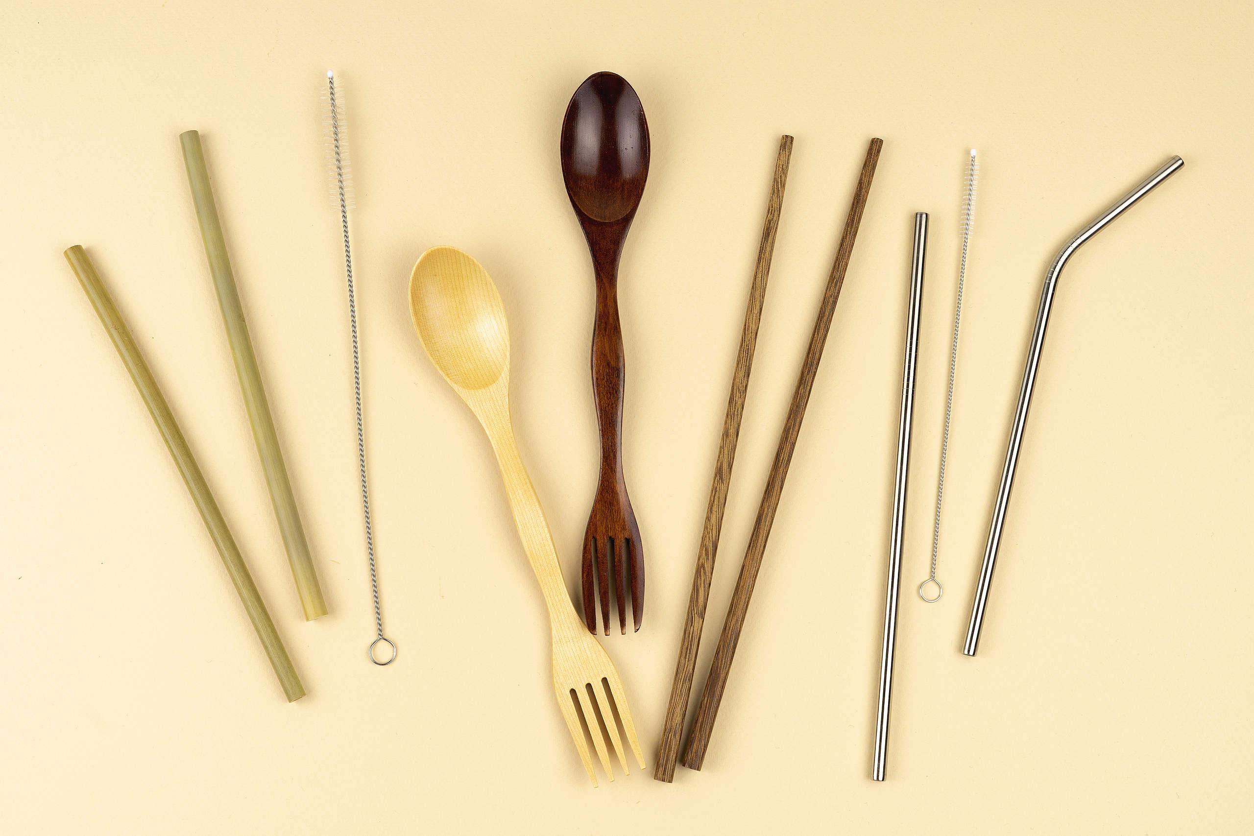自備餐具享用餐點,安全衛生,更有益於環境。