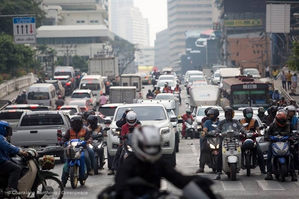 air pollution bkk