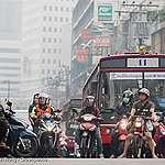 มกราคม 2562 คนกรุงเทพฯ อยู่ในอากาศปนเปื้อนฝุ่นพิษ PM2.5 เกินมาตรฐานมาแล้วกี่วัน?