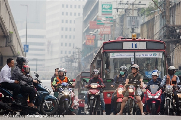 air pollution bkk