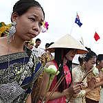 ASEAN Summit Activity in Phnom Pehn. © Athit Perawongmetha / Greenpeace