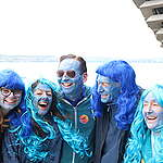 World Oceans Day Event in Dundee. © Greenpeace