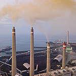 Coal Power Plants in Suralaya, Indonesia. © Kasan Kurdi / Greenpeace