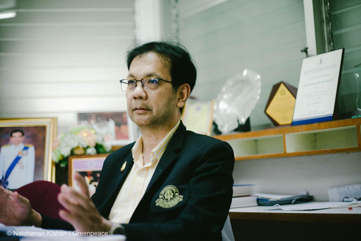 """""""ฝุ่น"""" อีกมิติว่าด้วย PM 2.5 : คุยกับศาสตราจารย์ นายแพทย์ชายชาญ โพธิรัตน์ หนึ่งในทีมจัดตั้ง Chiang Mai Air Quality Health Index"""
