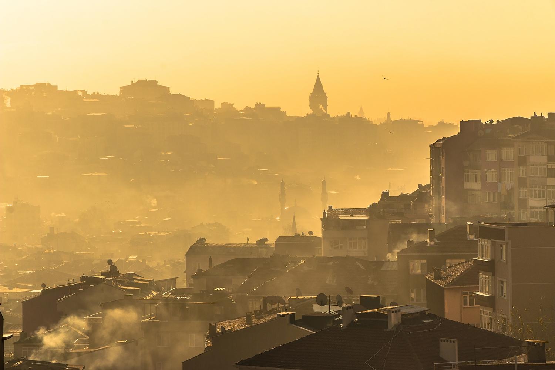 Kentlerde Hava Kirliliği Kapanı