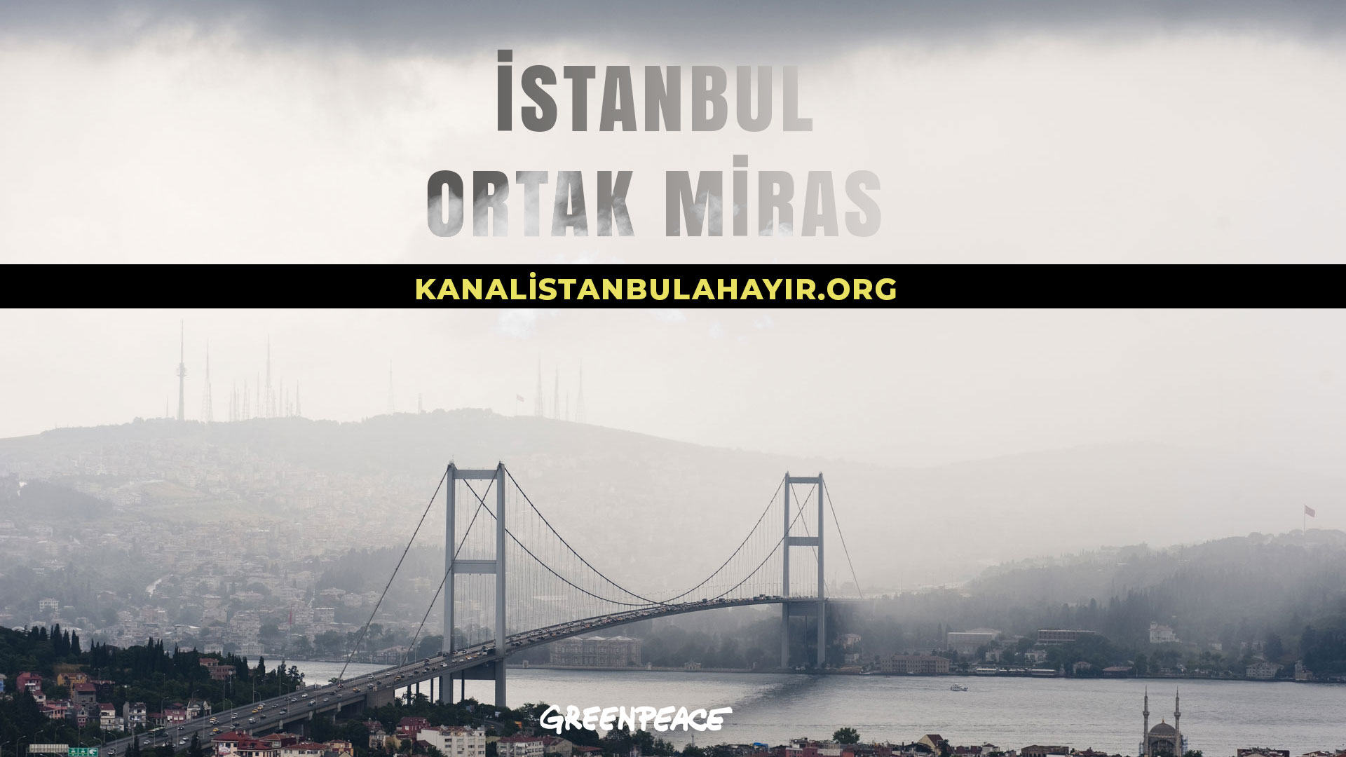 Kanal İstanbul'u konuşmasaydık ne konuşurduk?