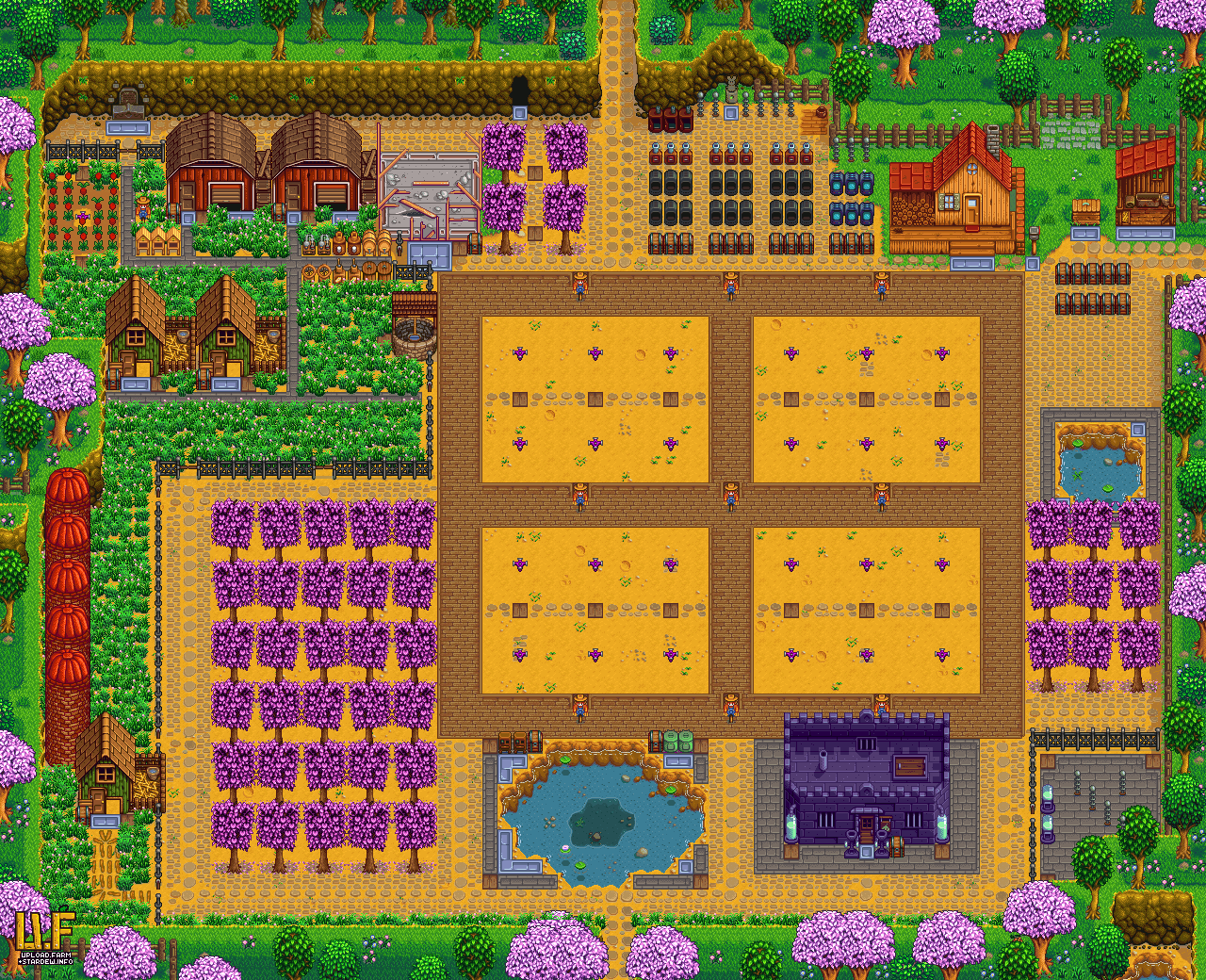 Tips For Optimal Farm Design Stardewvalley