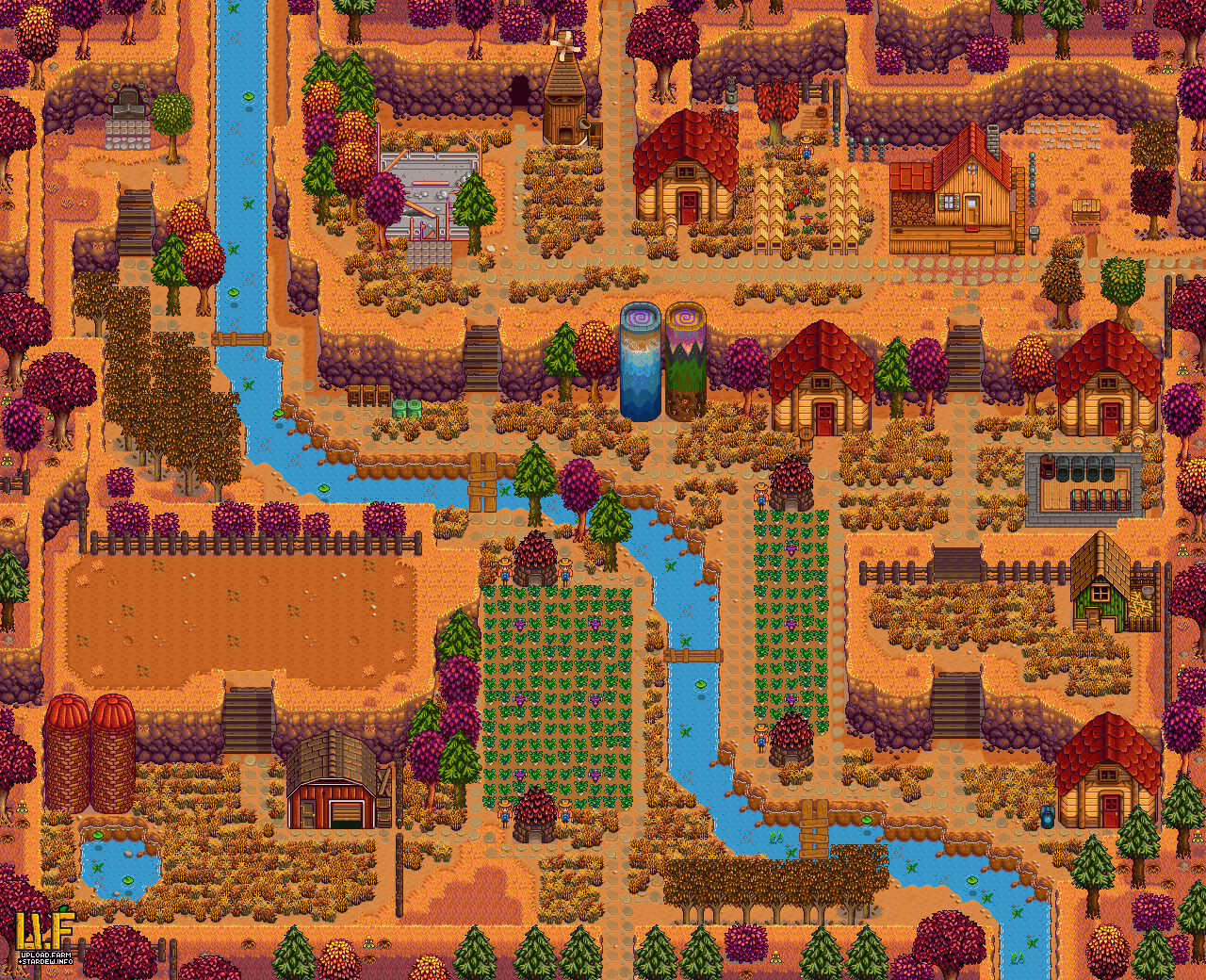 Wood Floor Stardew Valley New Purse And Wood Zenonimages Co