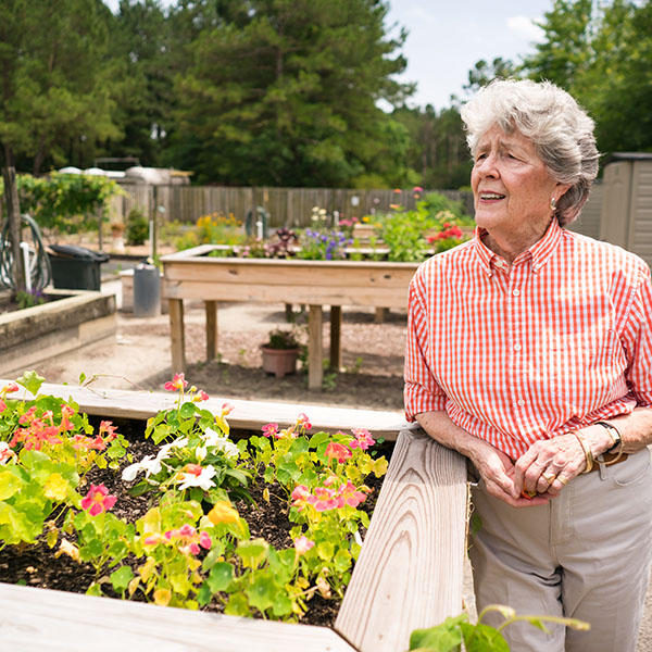 Independent Living in Wilmington NC Plantation Village