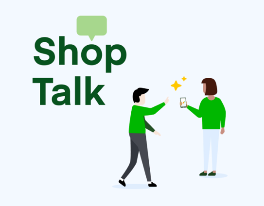 Sharing your shopper story