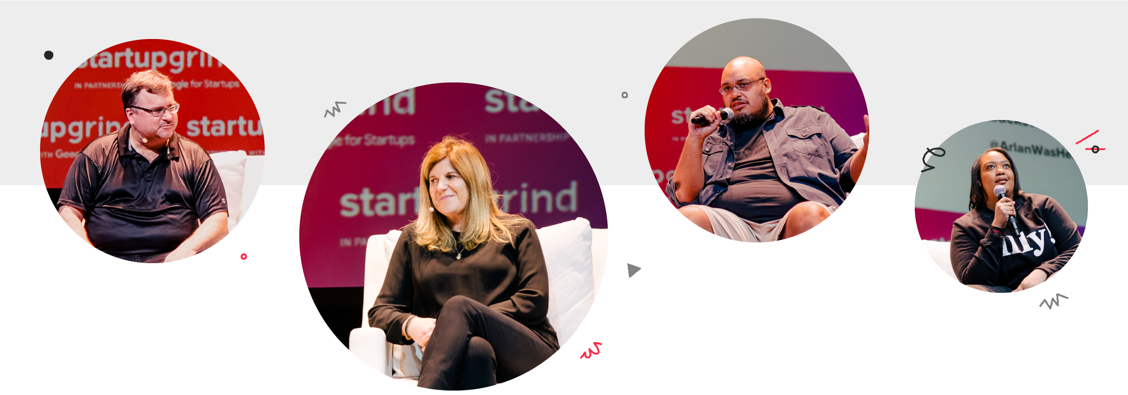 Startup Grind Speaker Suggestion Form Banner