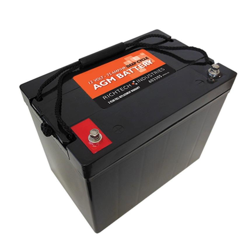RichTech SLA Battery