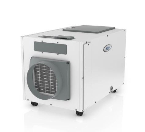 130 Pint XL whole home pro dehumidifier with casters