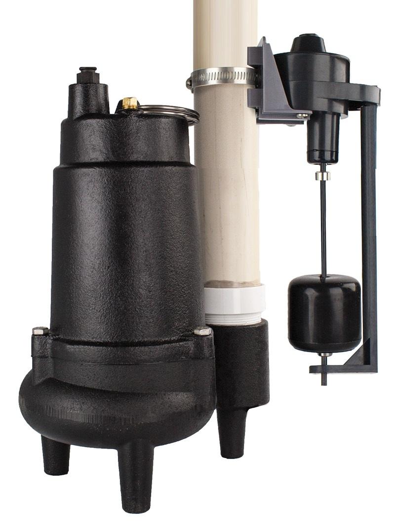 BigBoss High Output Sewage/Effluent Pump
