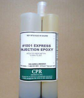 #1001 Express Injection Epoxy