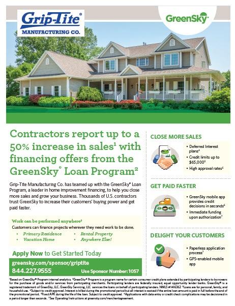 Green sky benefits