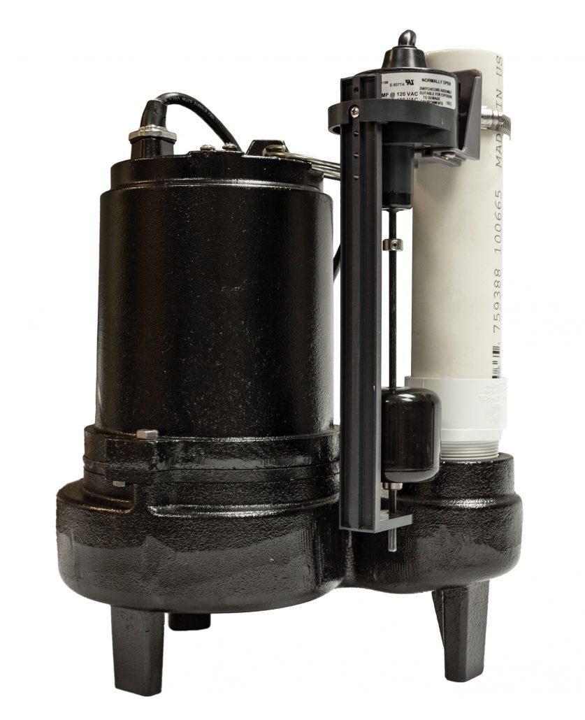 MegaBoss High Output Sewage/Effluent Pump