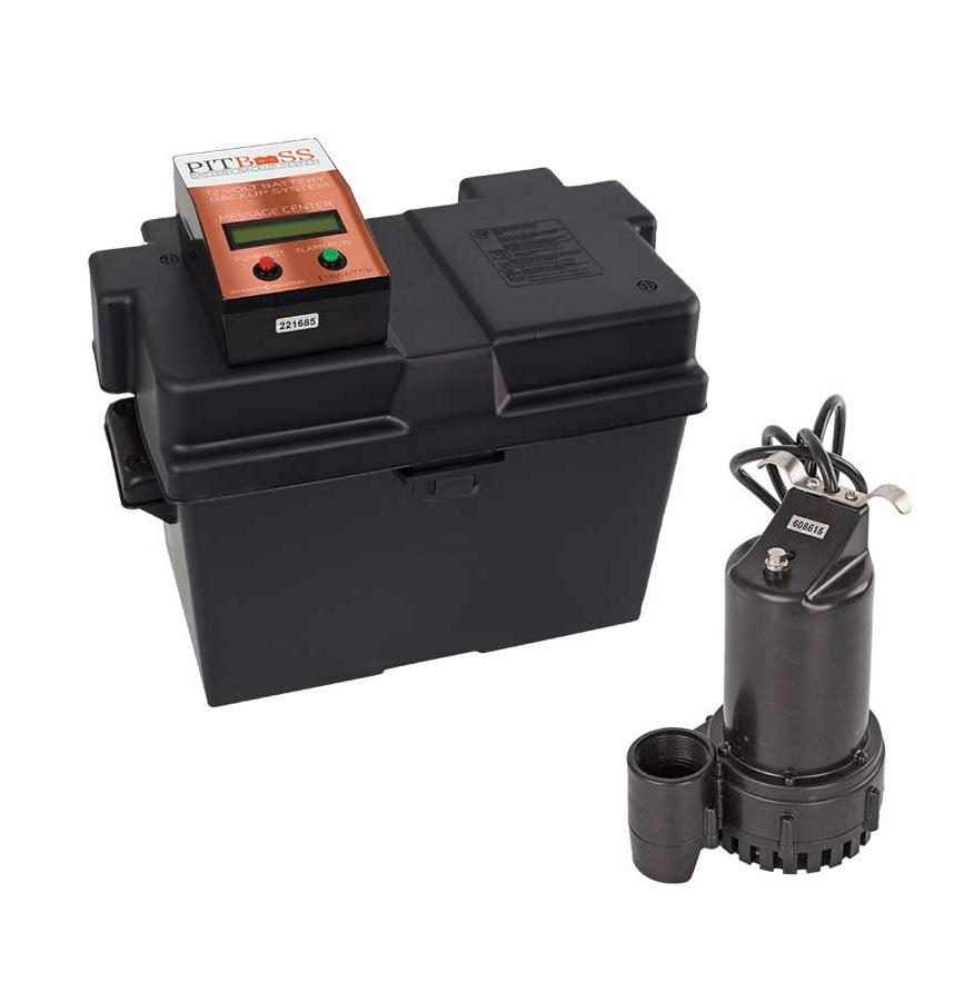 PitBoss Battery Backup System