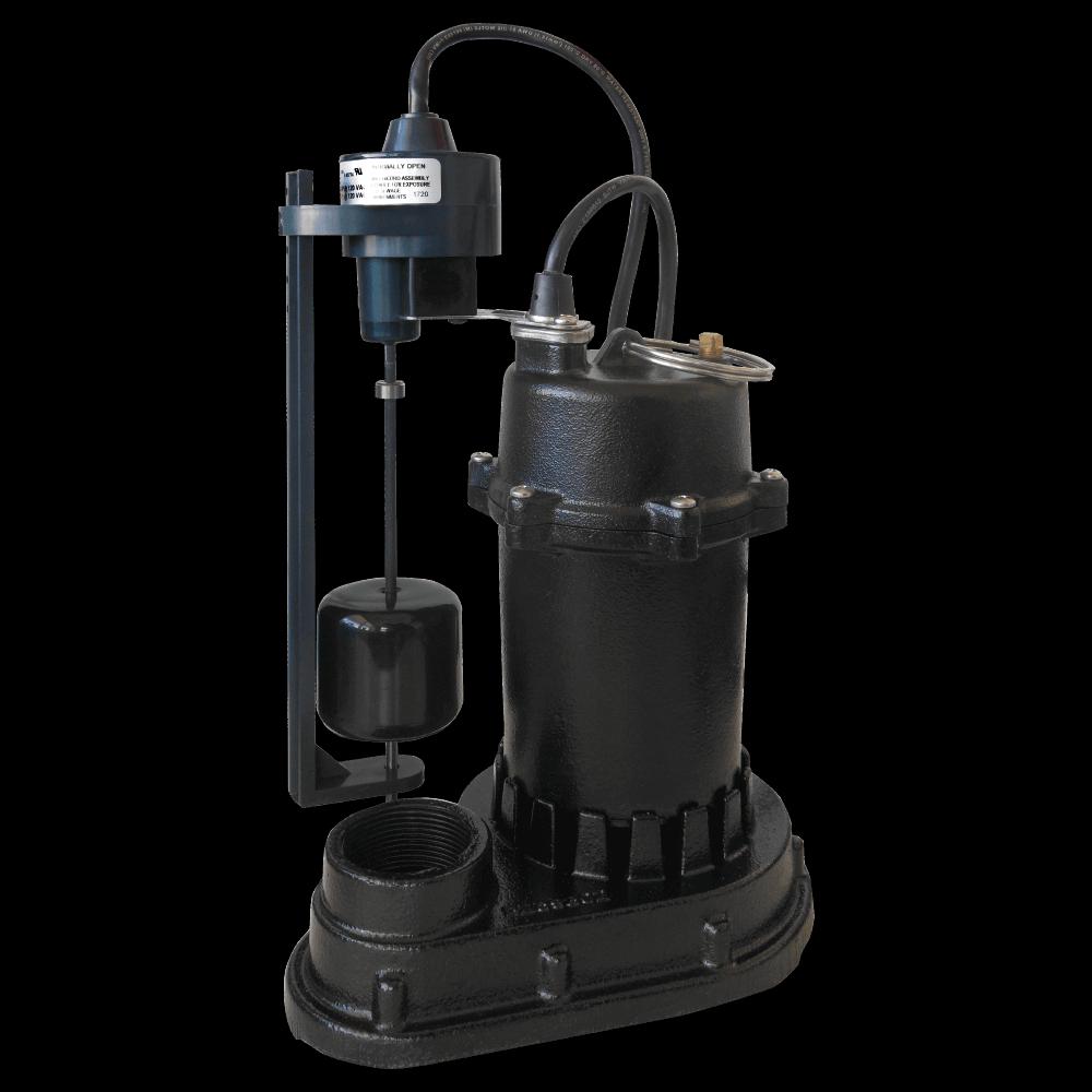 PitBoss Cast Iron Sump Pump