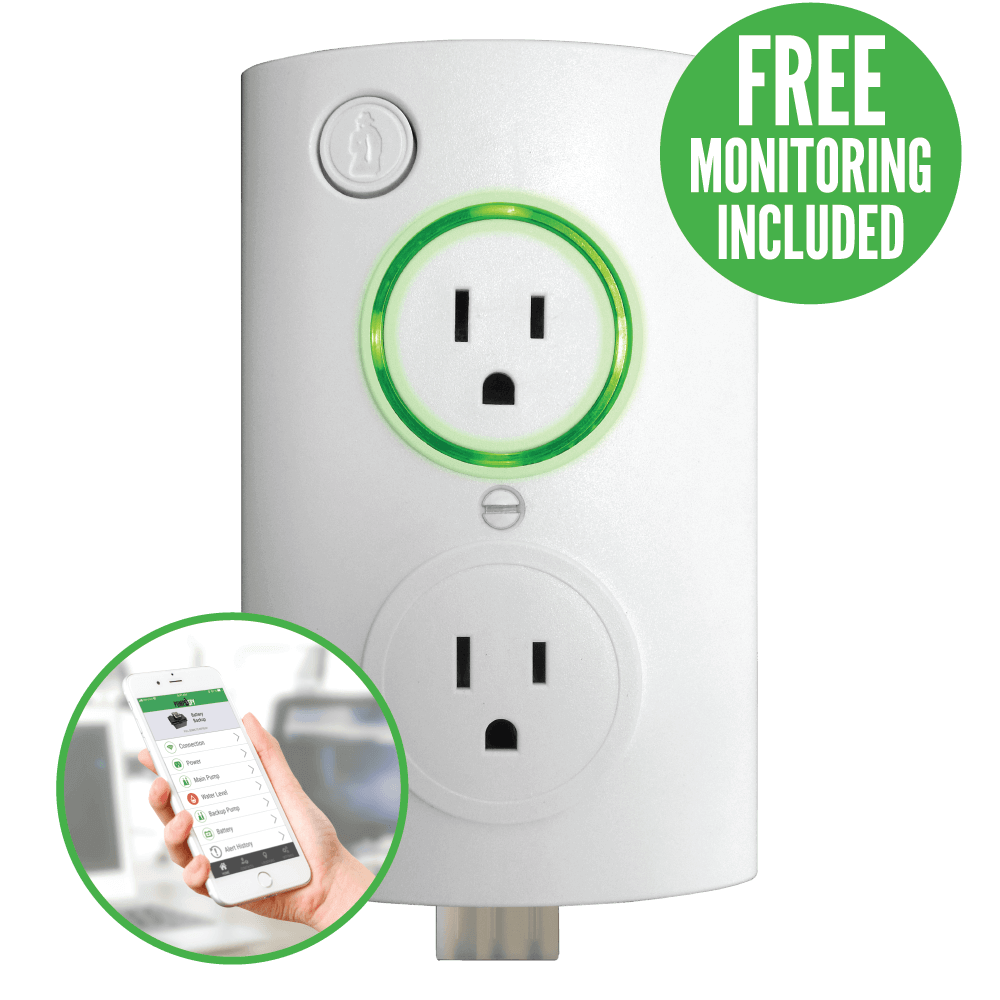 PumpSpy Smart Outlet