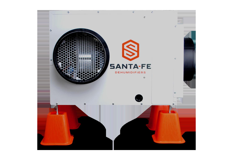 Santa Fe dehumidifier risers
