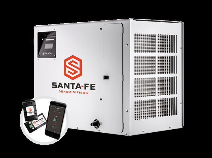 Santa Fe Advance100 Dehumidifier