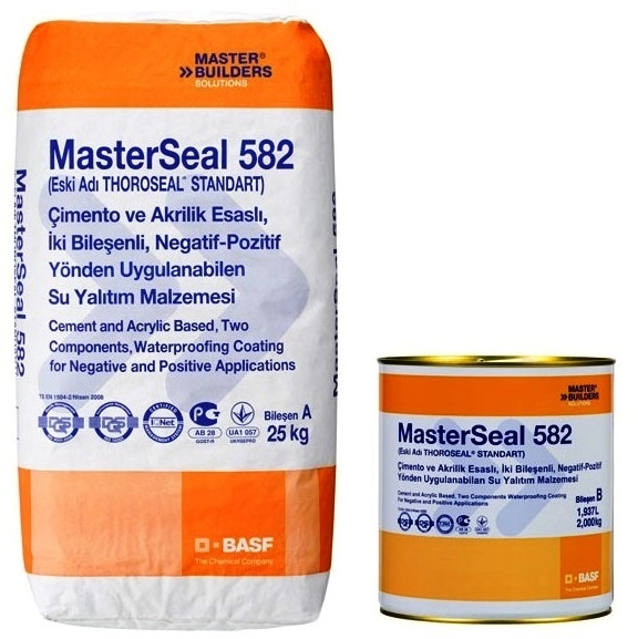 MasterSeal 582
