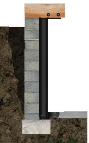 Wall Straightener