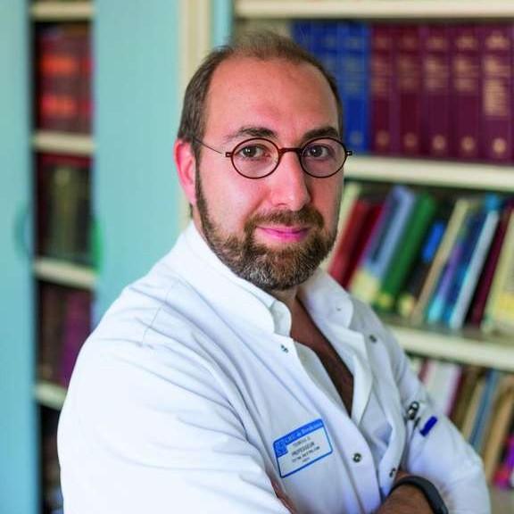 Prof. David Touboul