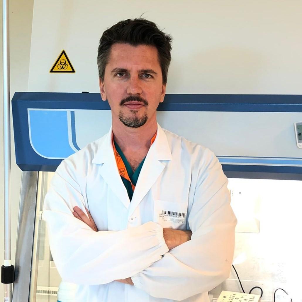 Mr. Alessandro Ruzza