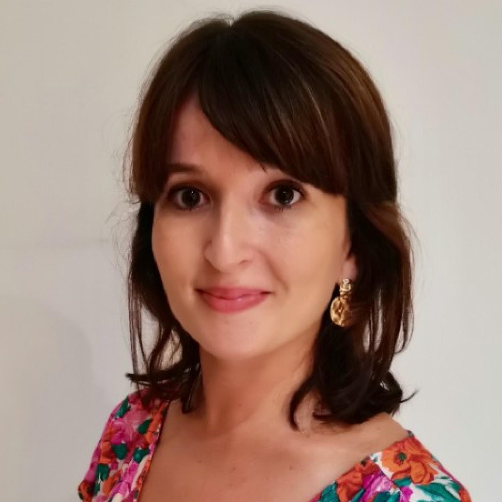 Dr. Olivia Kérourédan, PHD, DDS